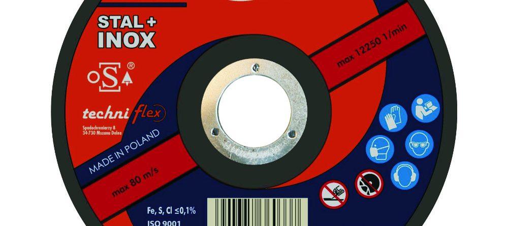 Tarcze do cięcia stali + INOX